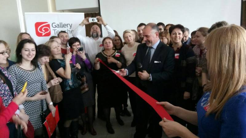 Gallery Teachers Open Day in Belarus
