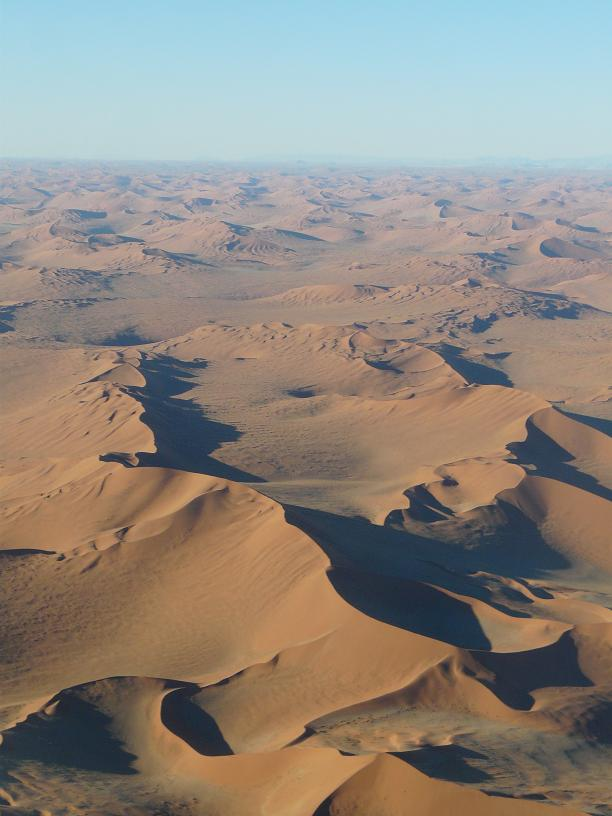 My notes on Namibia: Sand dunes and what they teach us