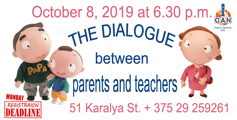 The Dialogue between Teachers and Parents