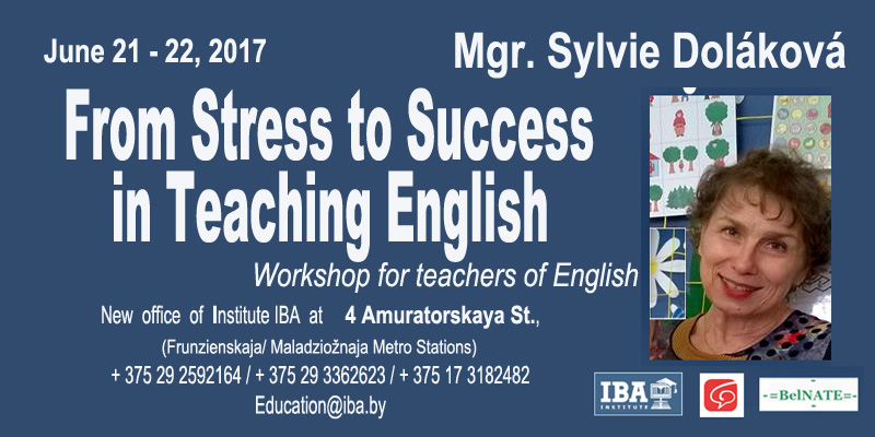From Stress to Success in Teaching English