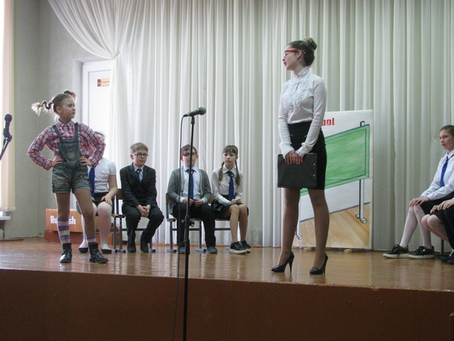 Poisk 2017, a bi-annual seminar for innovative teachers organised by Gymnasium No 1 in Slonim