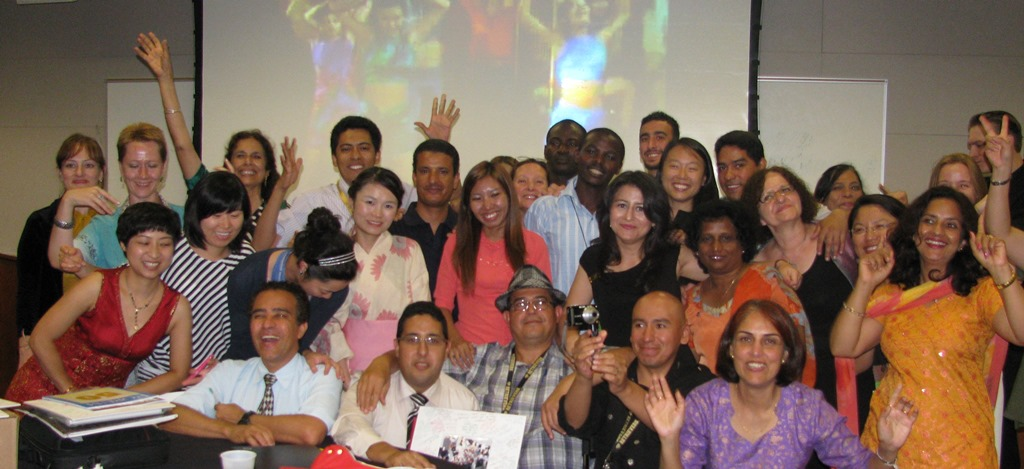 Participants of the E-Teacher Scholarship Program