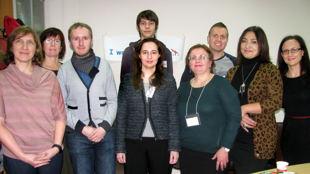 ICAN Club practice English in Minsk, effectively memorize and remember, learning style, Anastacia Malkovich, CELTA
